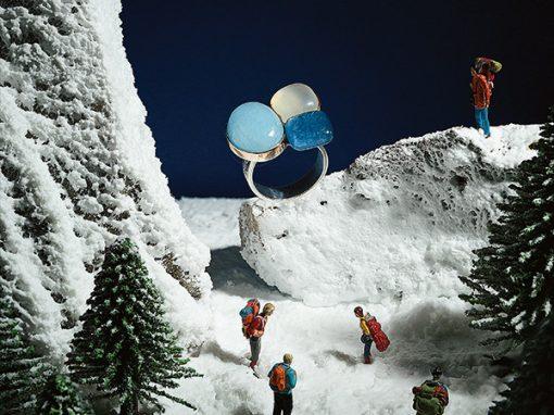 Viaje hacia los misterios del mundo a través de nuestros paisaje en miniatura para la revista EME #7
