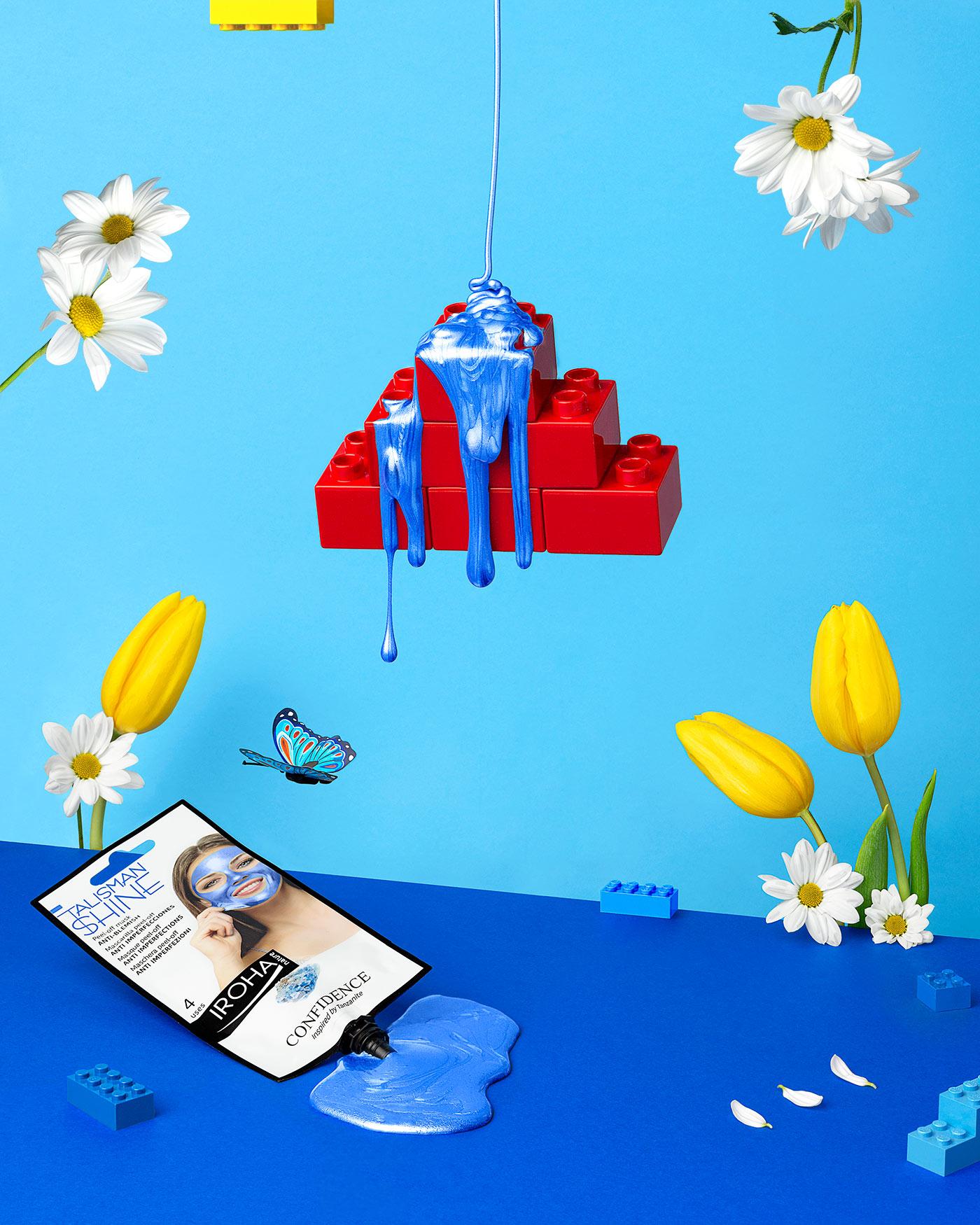 Funtastic Spring! - Fotografía para campaña publicitaria - Mascarilla Peel Off Confidence