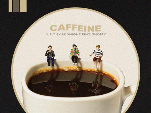 Fotografía de portada para el nuevo single de Fly By Midnight y Shoffy en Spotify