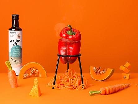 Fotografía publicitaria para Soilmates, el superpoderoso aceite de aguacate gourmet